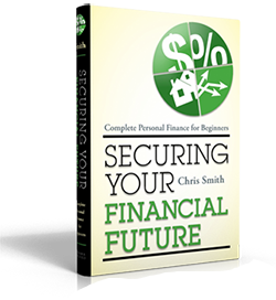 """Securing Your Financial Future"" by Chris Smith available now"