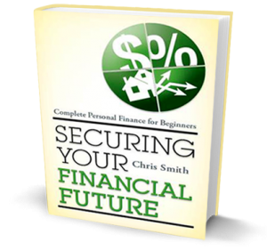 The Book Securing Your Financial future by Chris Smith